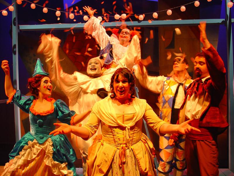 The Clowns (English Pocket Opera Company)